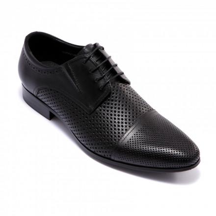 Туфлі чоловічі Welfare 120704211/BLK/36