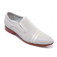 Туфлі чоловічі Welfare 120704111/BEIGE/36