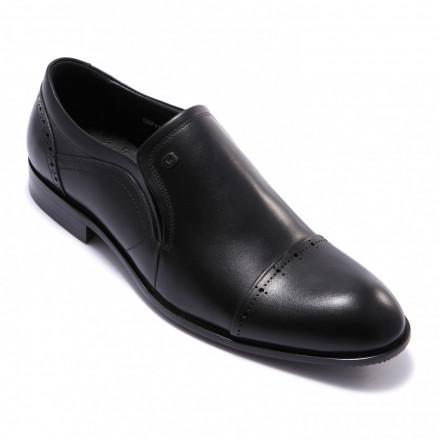 Туфлі чоловічі Welfare 120741111/BLK/36