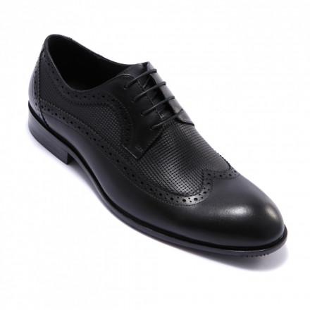 Туфлі чоловічі Welfare 120741211/BLK/36