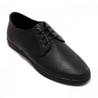 Туфлі чоловічі Welfare 590074211/BLK/36