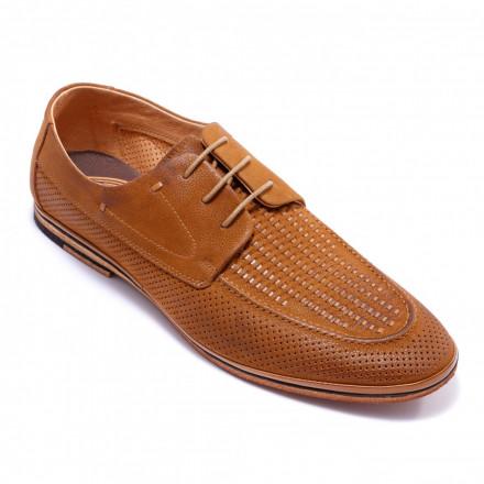 Туфлі чоловічі Welfare Pulse 650014221/L.BRN/36