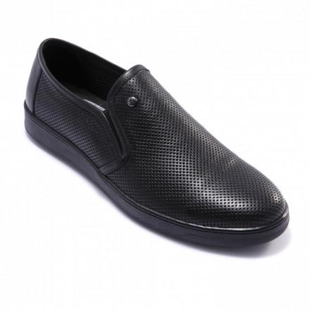 Туфлі чоловічі Welfare 330914111/BLK/36