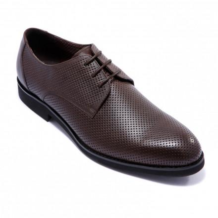 Туфлі чоловічі Welfare 422564211/BRN/36