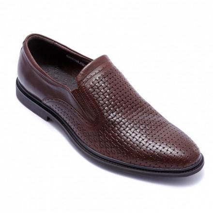 Туфлі чоловічі Welfare 422594111/D.BRN/36