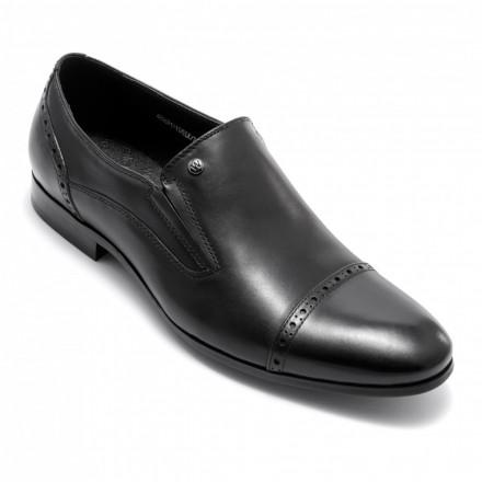 Туфлі чоловічі Welfare 422601111/BLK/36