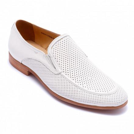 Туфлі чоловічі Welfare 422604111/BEIGE/36