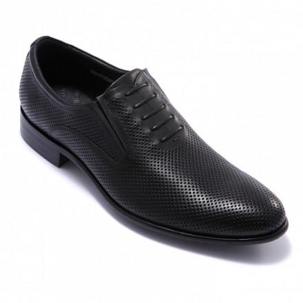 Туфлі чоловічі Welfare 422614111/BLK/36