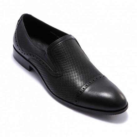 Туфлі чоловічі Welfare 422634111/BLK/36