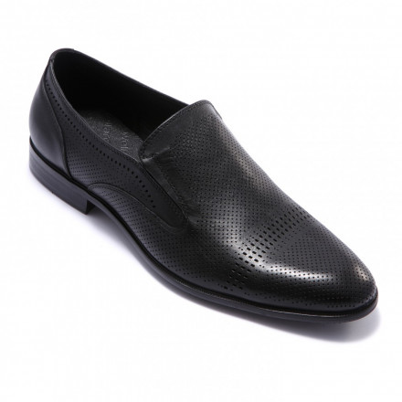 Туфлі чоловічі Welfare 422654111/BLK/36
