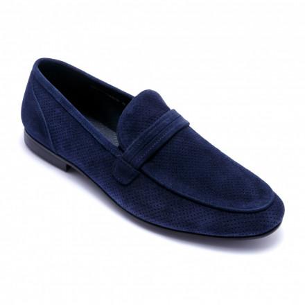 Туфли мужские Welfare 422684151/BLUE/36