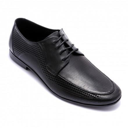 Туфлі чоловічі Welfare 422684211/BLK/36