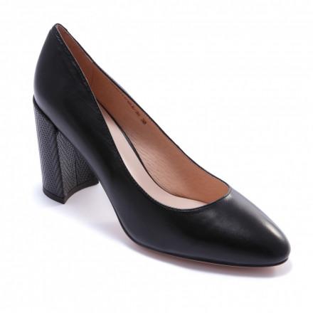 Туфли женские Welfare 610030111/BLK/36
