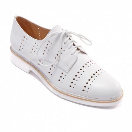 Туфли женские Welfare 620064211/WHITE/36