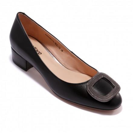 Туфлі жіночі Welfare 620090111/BLK/36
