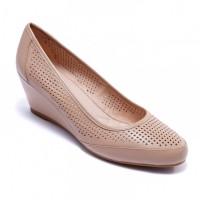 Туфли женские Welfare 540230711/BEIGE/36