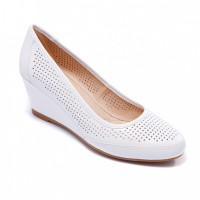 Туфли женские Welfare 540230711/WHITE/36