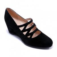 Туфли женские Welfare 540240141/BLK/36