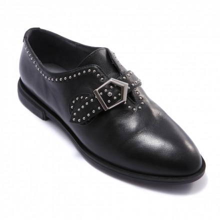 Туфли женские Welfare 480491411/BLK/36