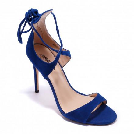 Босоніжки жіночі Welfare 480536341/BLUE/36