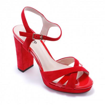 Босоніжки жіночі Welfare 600016141/RED/36