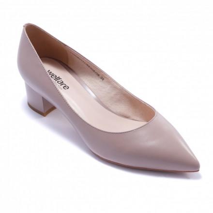 Туфлі жіночі Welfare 600030111/BEIGE/36