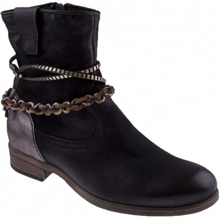 Ботинки женские Mjus 900293 NERO