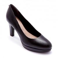 Туфли женские Tamaris 1/1-22424/20 003 BLACK LEATHER