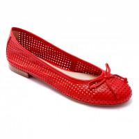 Балетки женские Caprice 9/9-22109/20 501 RED NAPPA
