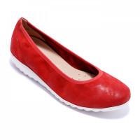 Балетки женские Caprice 9/9-22161/20 510 RED PEARL