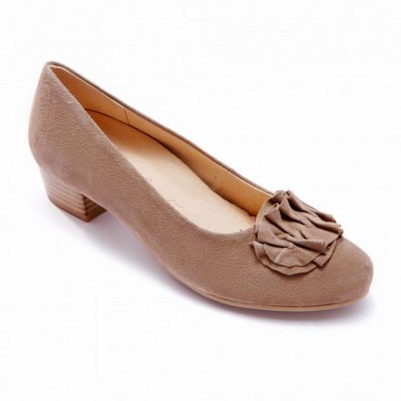 Туфлі жіночі Caprice 9/9-22312/20 343 TAUPE SUEDE