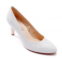 Туфли женские Caprice 9/9-22412/20 102 WHITE NAPPA