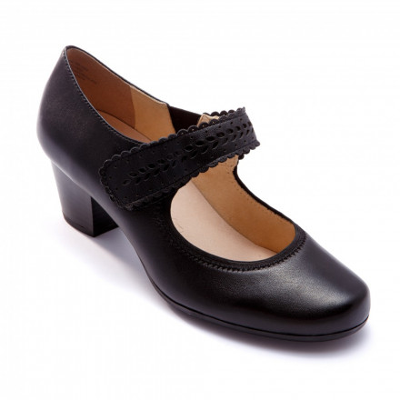 Туфли женские Caprice 9/9-24304/20 022 BLACK NAPPA