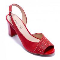 Босоножки женские Caprice 9/9-28305/20 510 RED PEARL