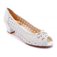 Туфлі жіночі Caprice 9/9-29200/20 102 WHITE NAPPA