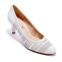 Туфли женские Caprice 9/9-22502/20 102 WHITE NAPPA