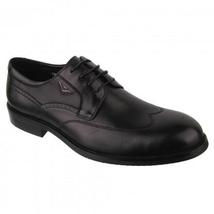 Туфлі чоловічі Welfare 120611211/BLK/35