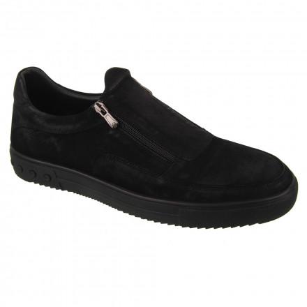 Туфлі чоловічі Welfare 260491121/BLK/35
