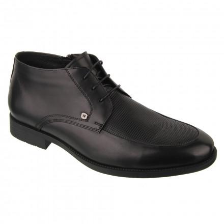 Ботинки мужские Welfare 422322212/BLK/35