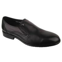 Туфлі чоловічі Welfare 422341111/BLK/35