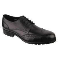 Туфлі чоловічі Welfare 422361211/BLK/35