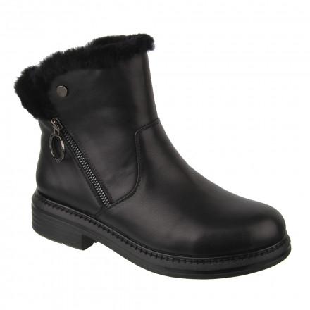 Ботинки женские Welfare 520452112/BLK/35