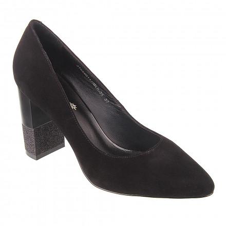 Туфлі жіночі Welfare 370590141 BLK 35  купити в інтернет-магазині в ... bd96f37eebbd6