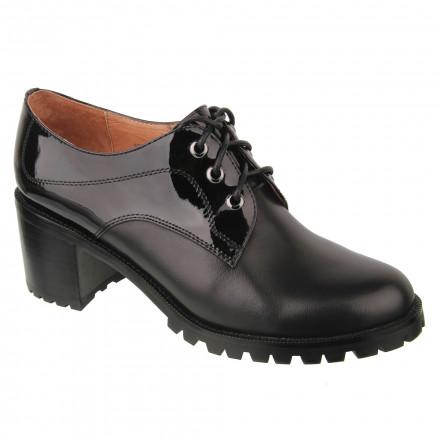 Туфли женские Welfare 370731211/BLK/35