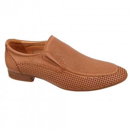 Туфлі чоловічі Welfare 421474111/BEIGE/32