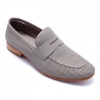 Туфлі чоловічі Welfare 421634111/GREY/32