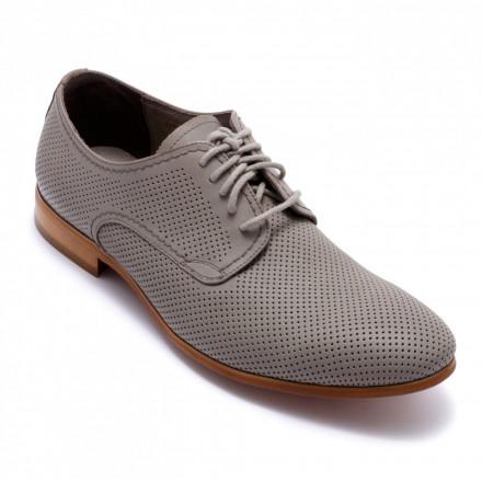 Туфлі чоловічі Welfare 421664211/GREY/32