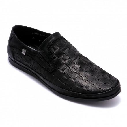 Туфлі чоловічі Welfare 421594321/BLK/32
