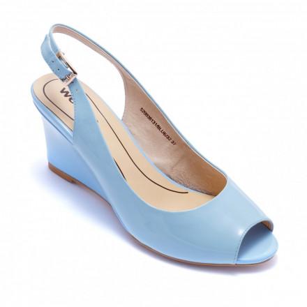Босоніжки жіночі Welfare 520036131/BLUE/32