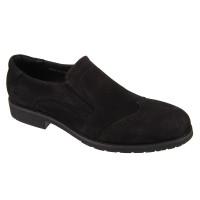 Туфлі чоловічі Welfare 421801121/BLK/33